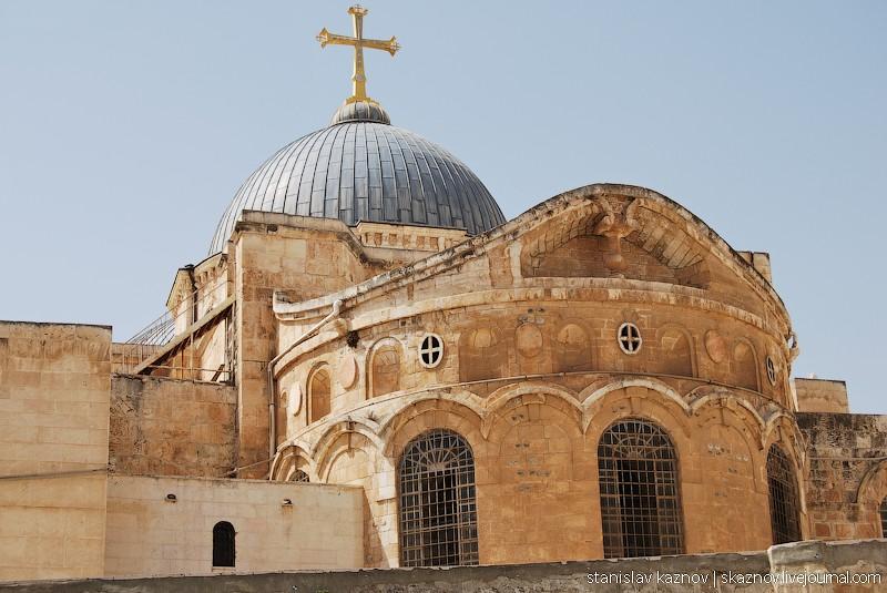 В Израиле собор