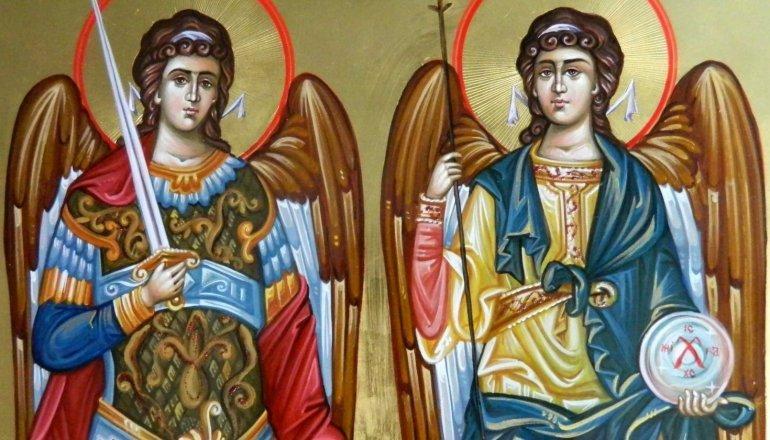 два архангела