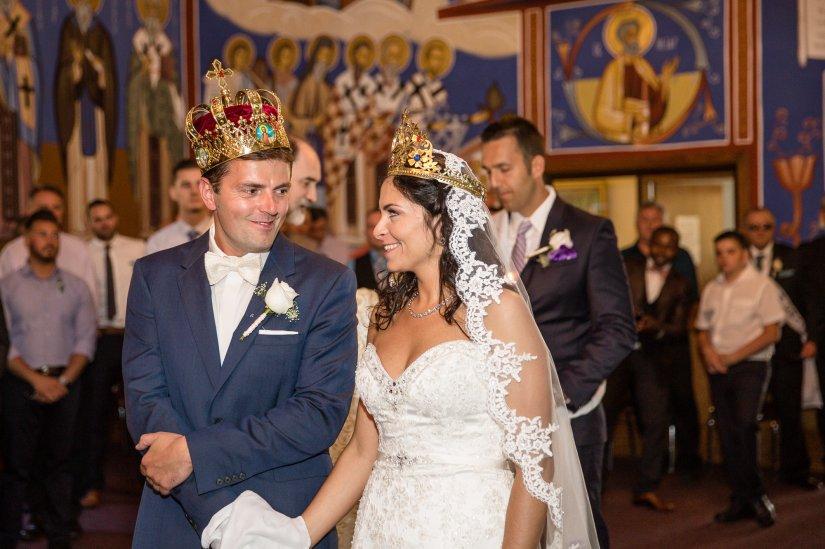 венчание в церкве