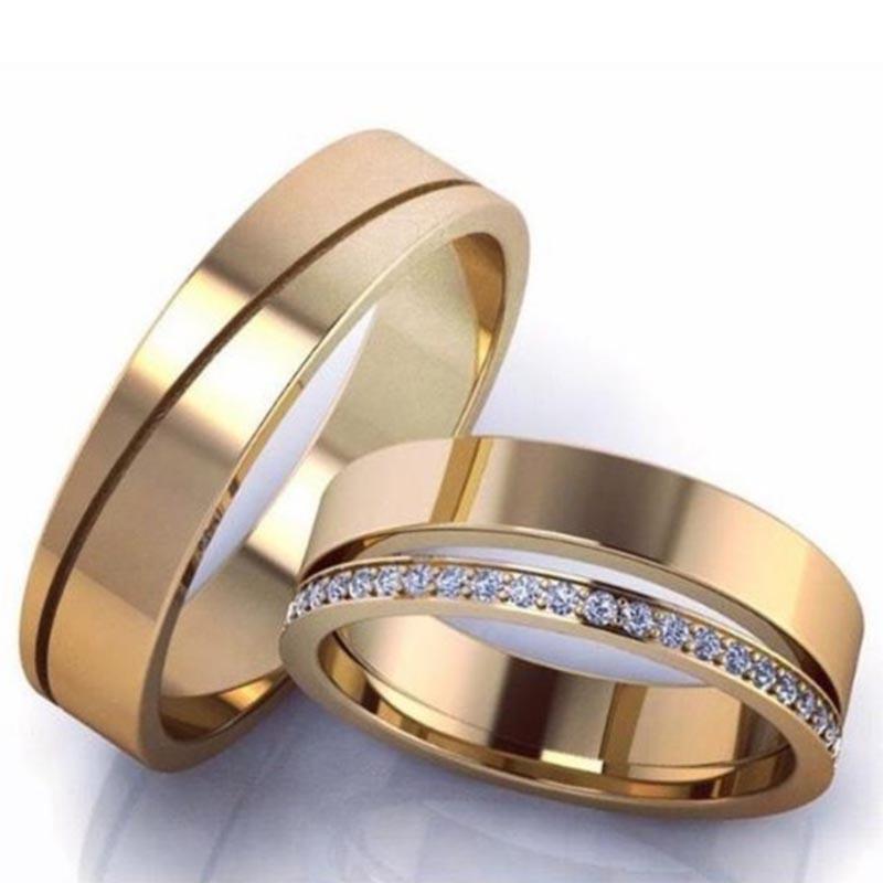обручальны кольца