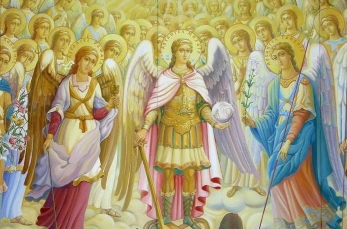 много архангелов
