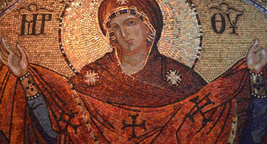 Четыре типа образов святой