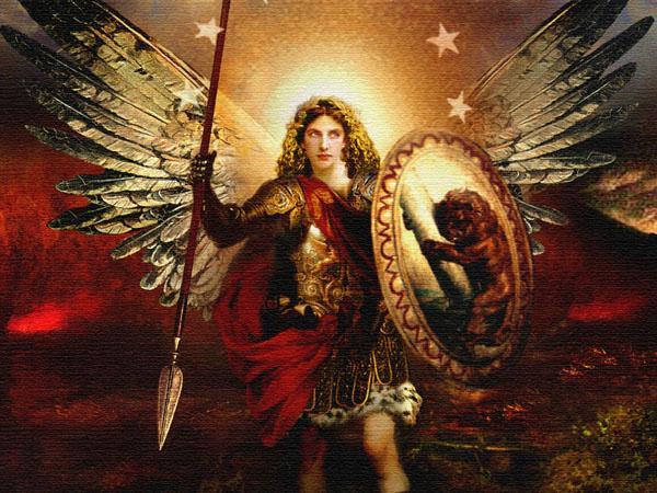 святой архангел