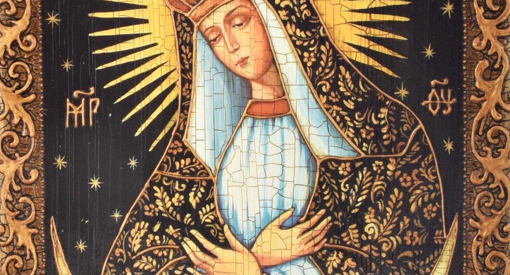 сятая богородица