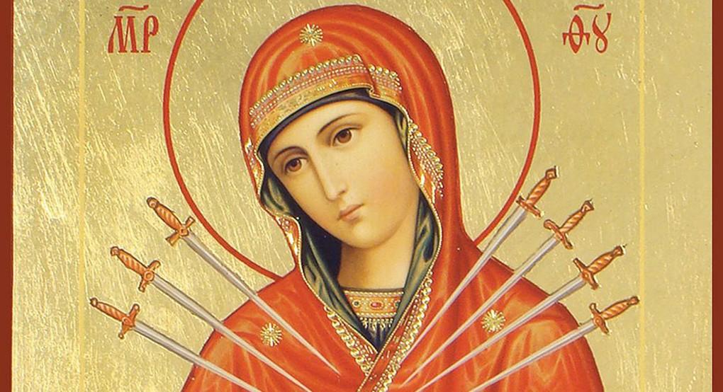 семистрельная богородица