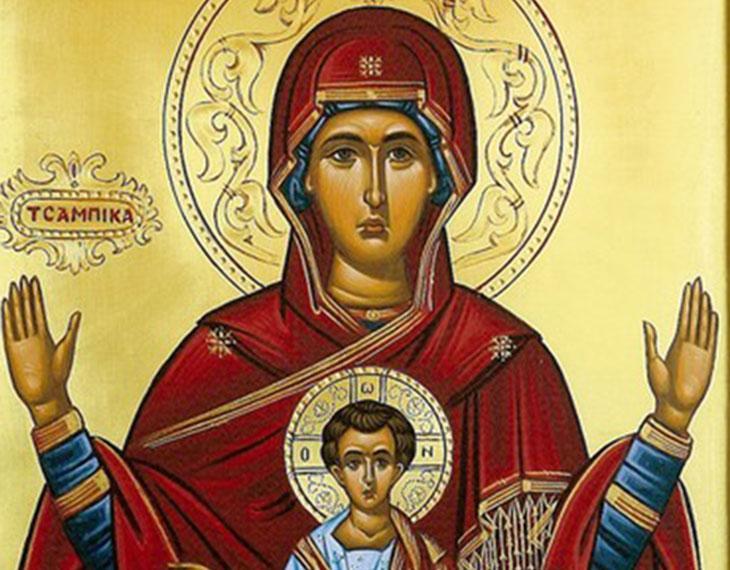 икона святая богородица