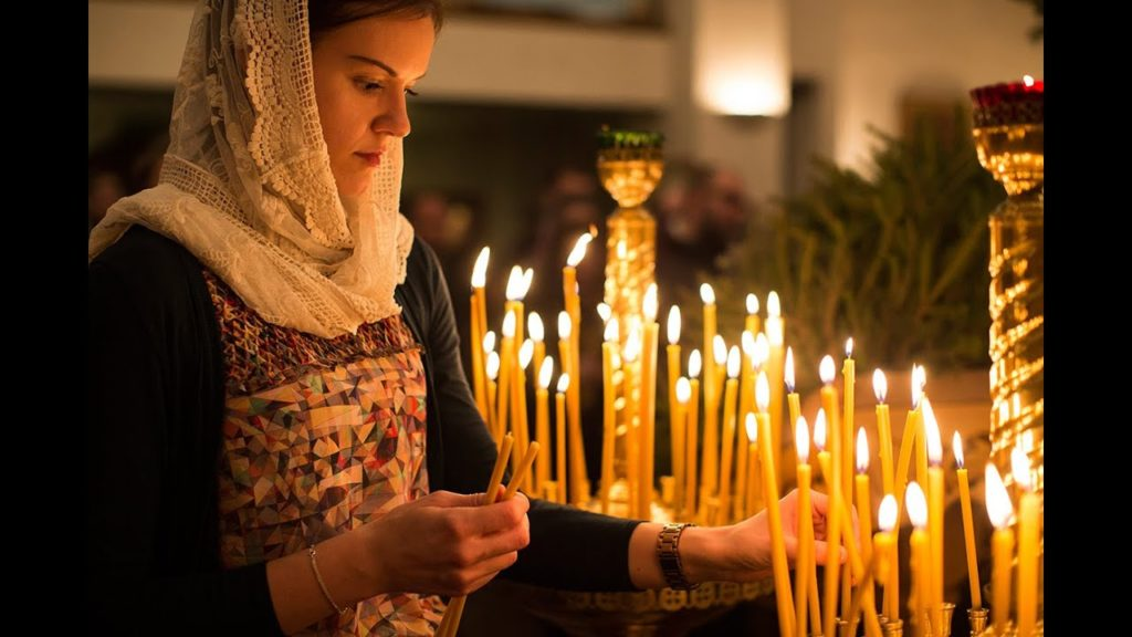 молитва в хрпме