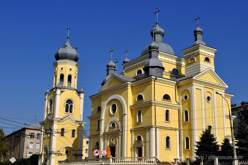 В Тернополе собор