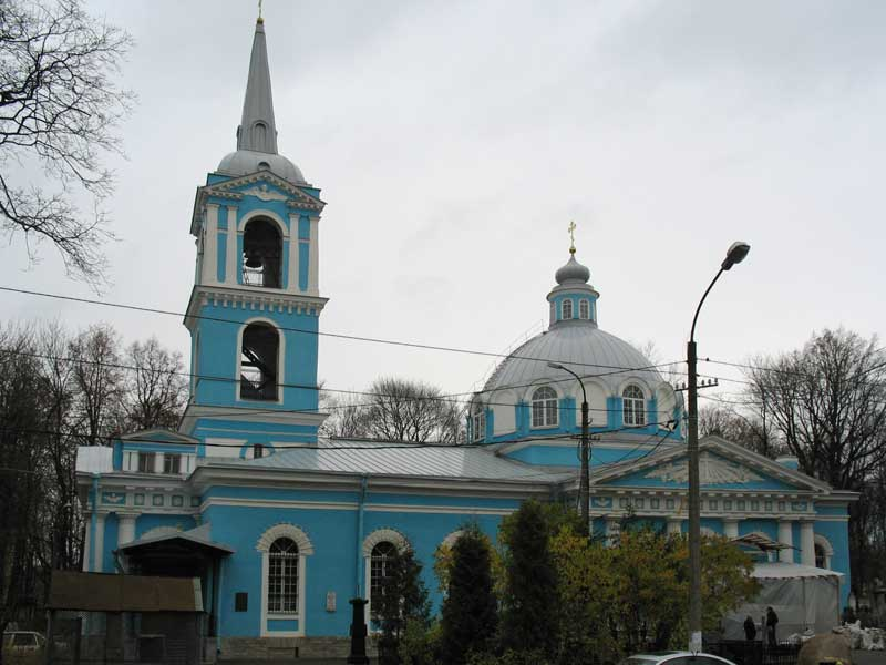 Санкт-Петербург, Камская, 26.