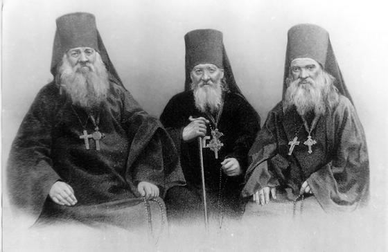 День преподобного Моисея Оптинского.