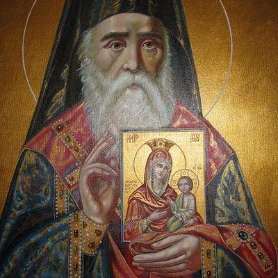 Святителя Нектария Эгинского