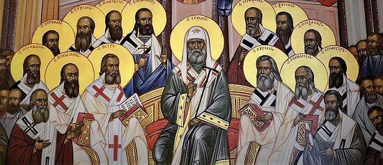 Отцов Поместного Собора Церкви Русской 1917-1918 годов