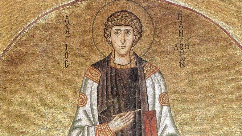 пантелеймон святой