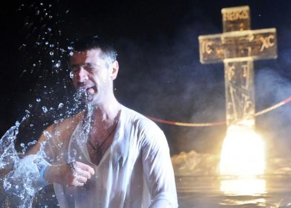 крещение в прорубе