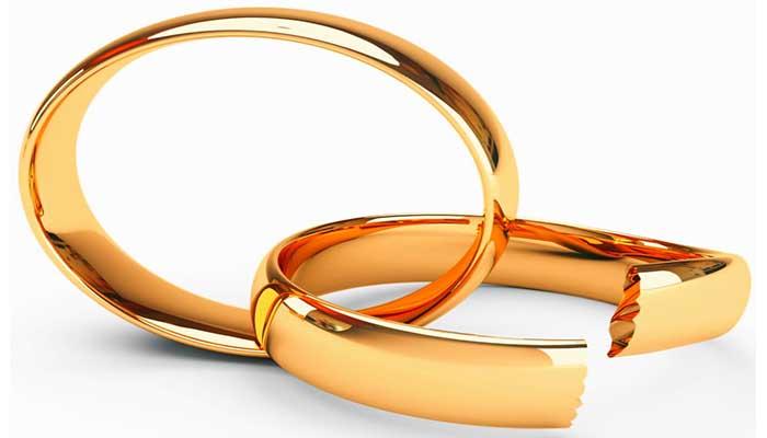 разбитое кольцо