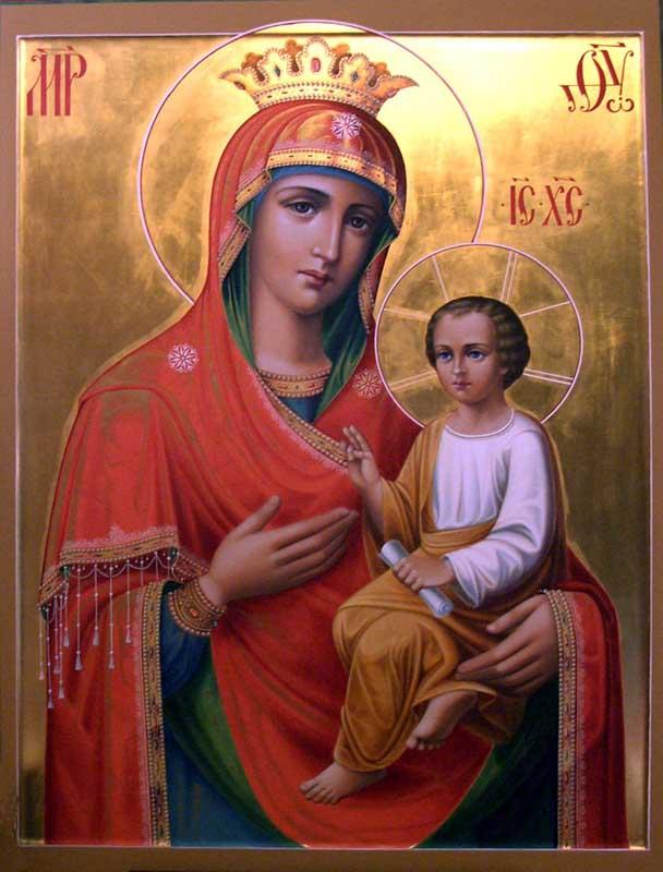 икона скоропослушница