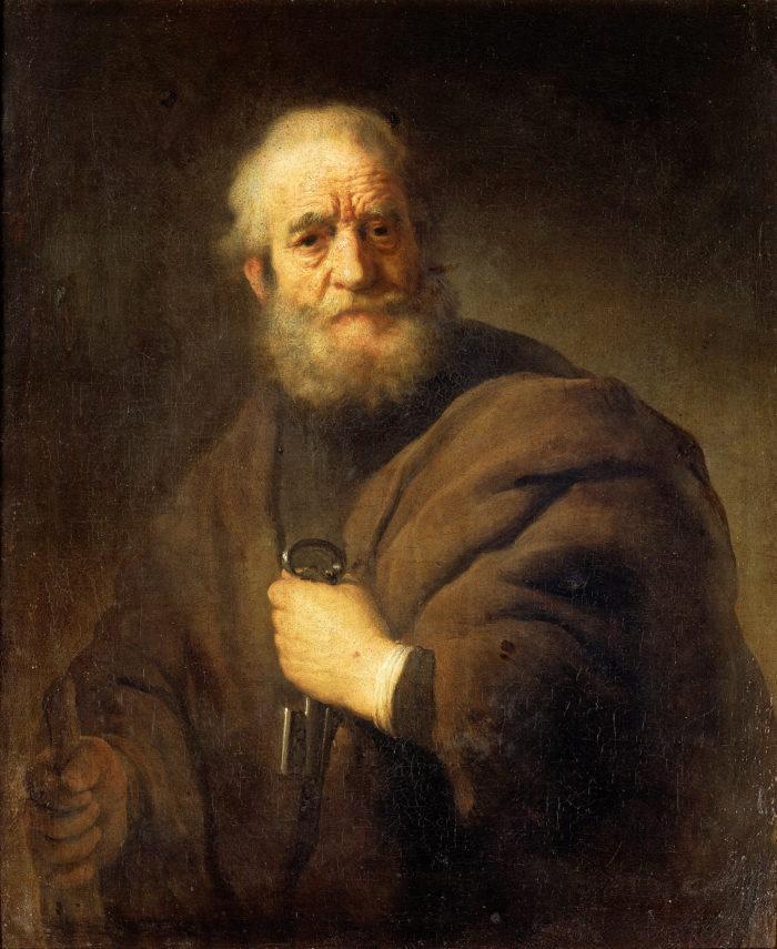 картина апостол петр