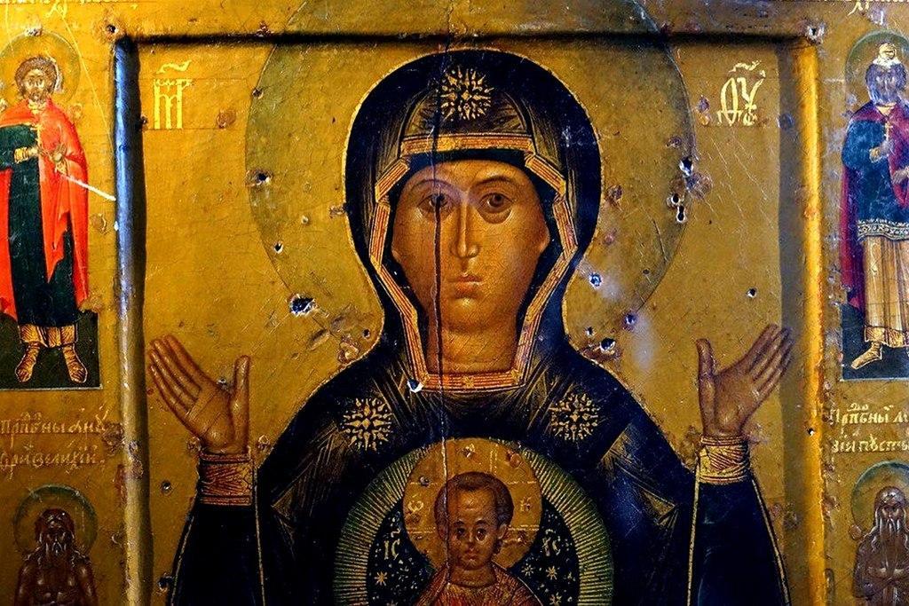 Новгородская икона