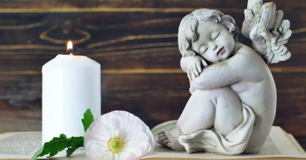 свеча и ангел