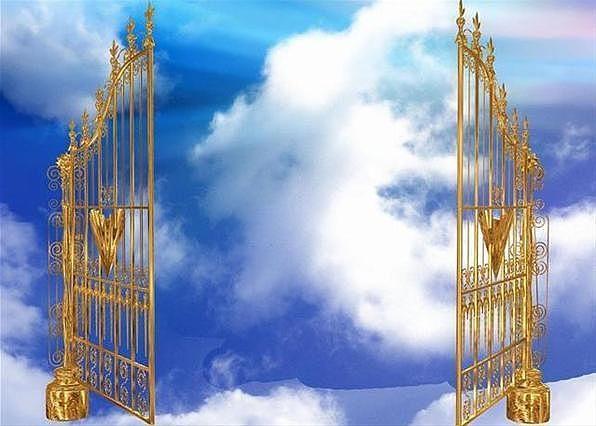врата в небе