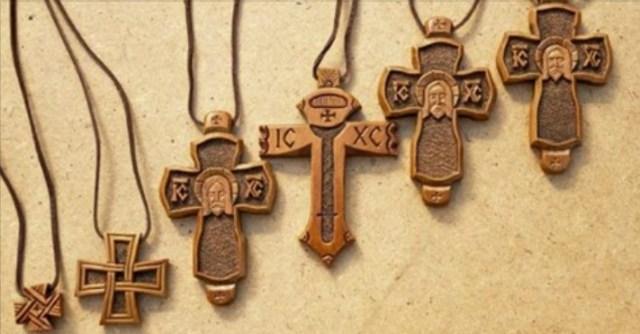 много крестиков