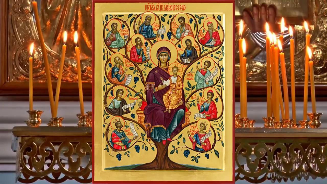 икона богородице дево радуйся