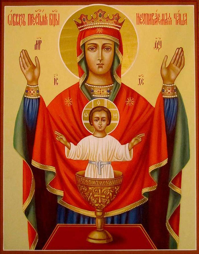 иконы в церкви и их значение фото своему таланту