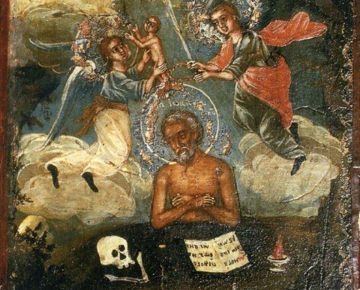 Преподобный Иоанн Многострадальный.