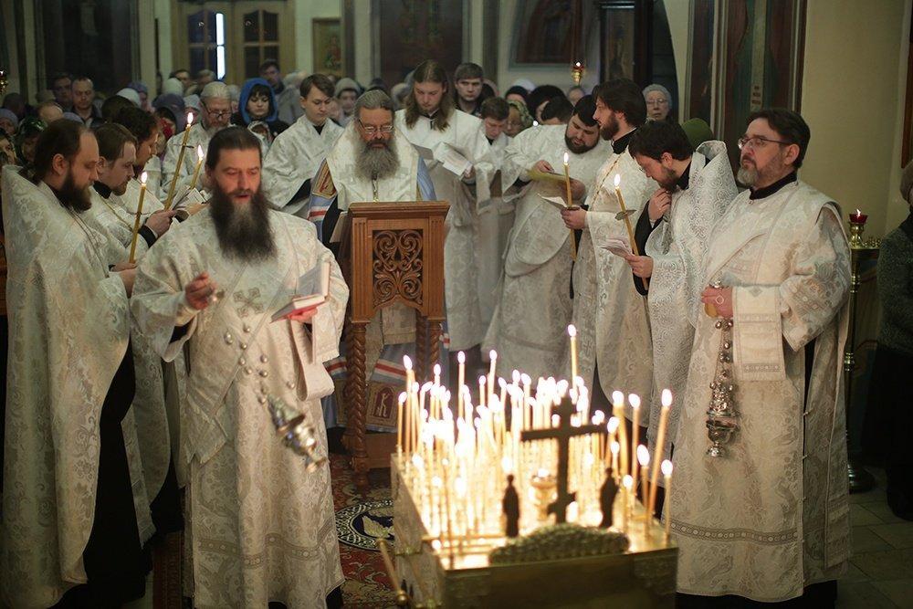 праздник в церкви