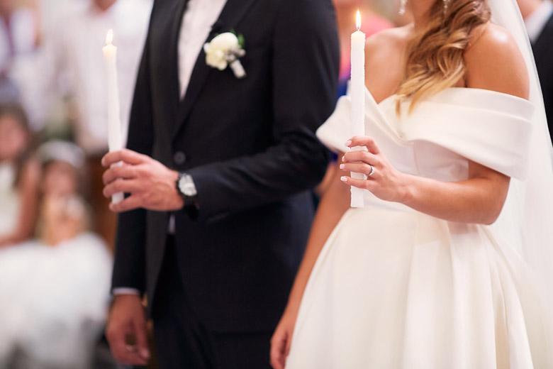 венчание пары