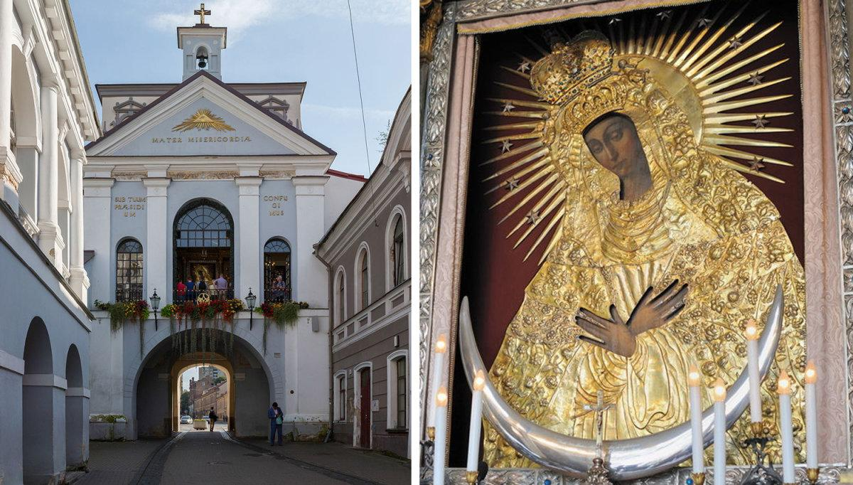 икона и храм