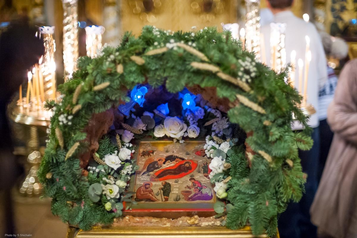 веночек в храме