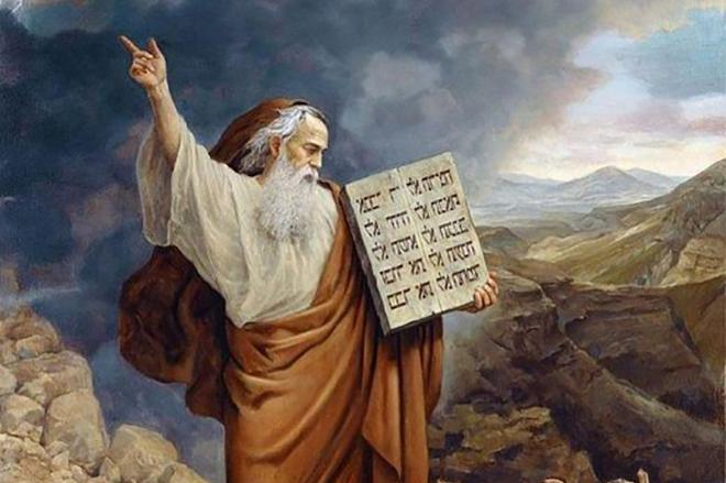 картина пророка