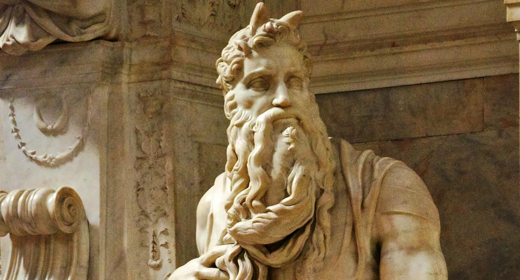 статуя пророка
