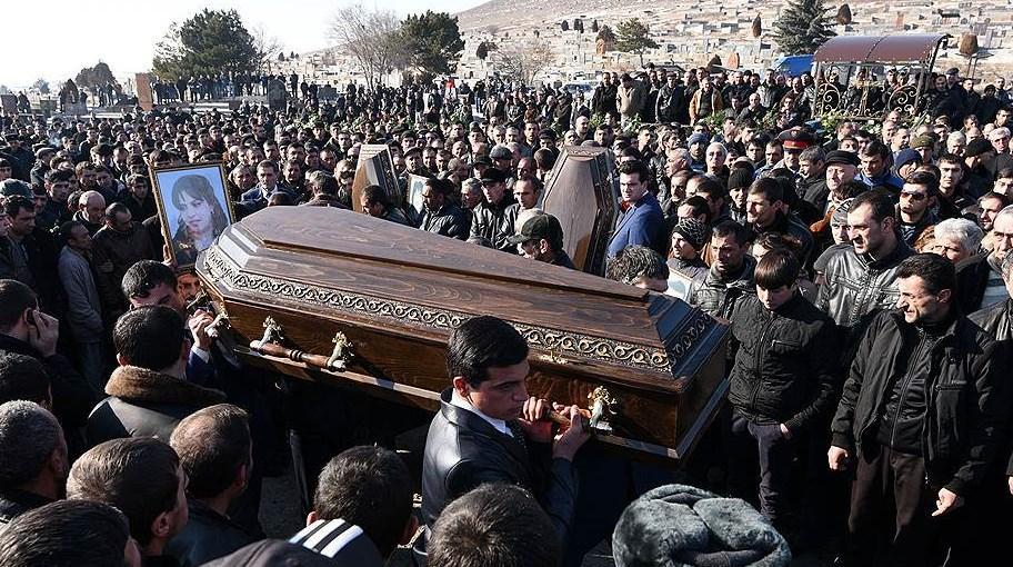 обряд похорон