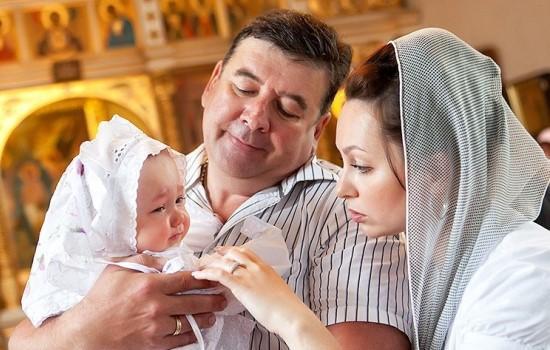 могут ли муж и жена быть крестными