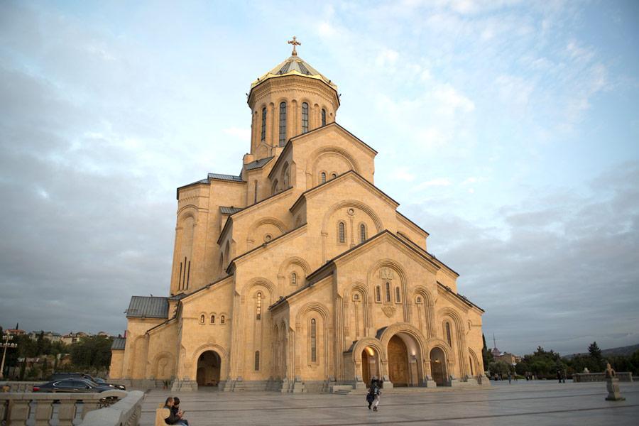 Свято-Троицкий патриарший кафедральный собор Тбилиси