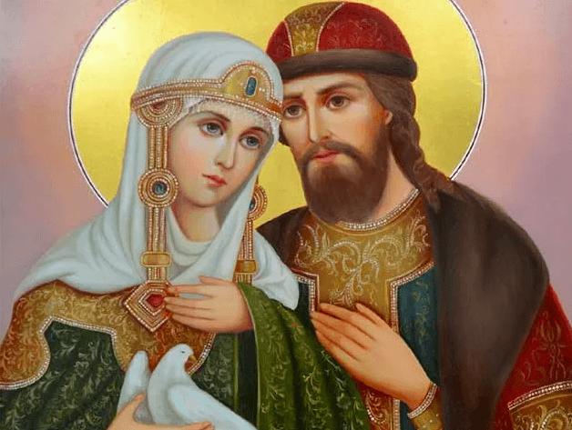 Легенда о Петре и Февронии