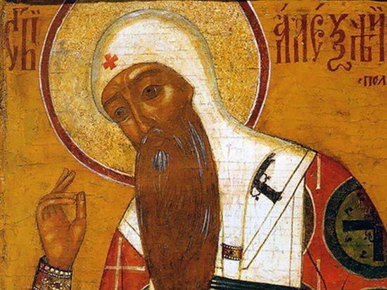 митрополит алексий московский