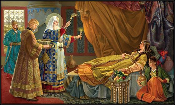 картина святых