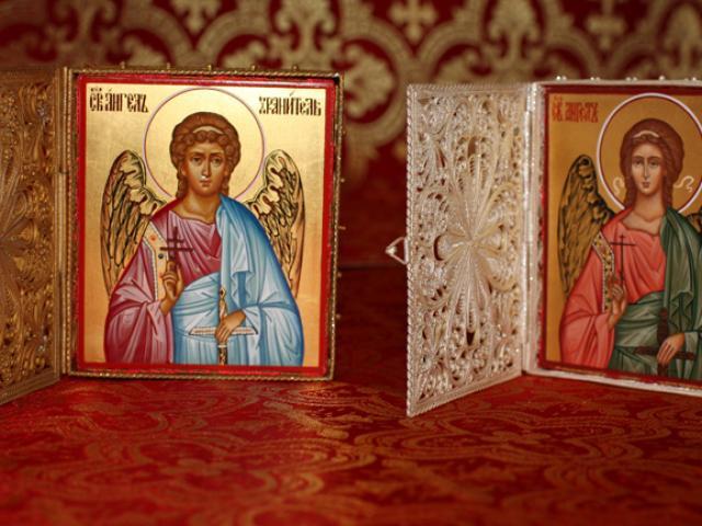 святые иконы