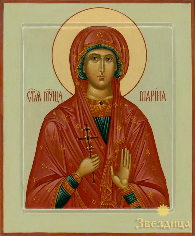 икона марины