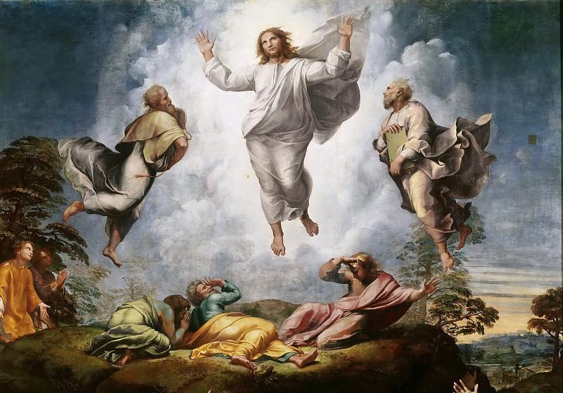 акафист преображению господню