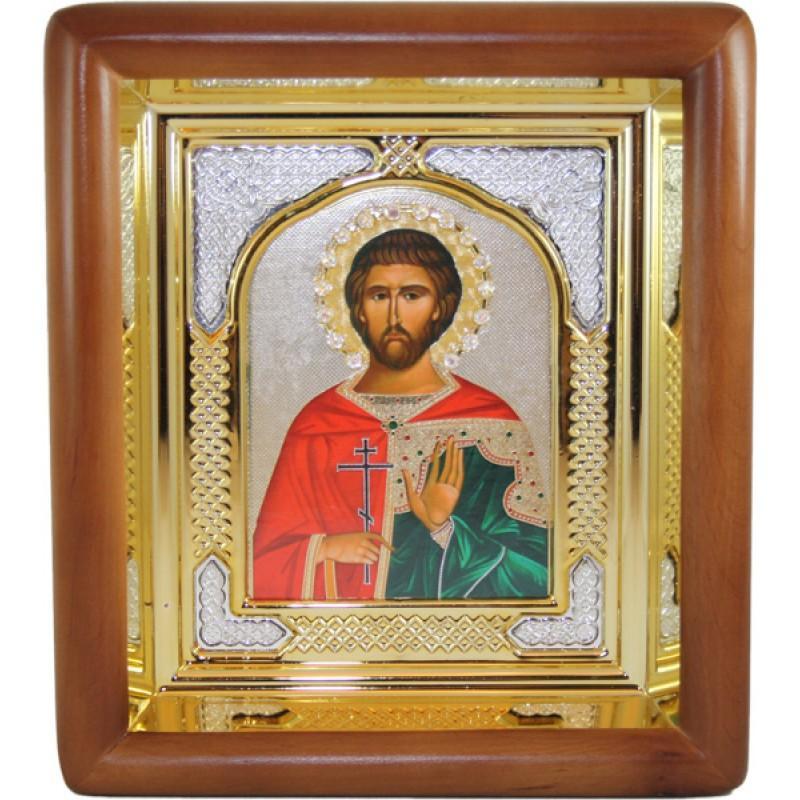 икона святой евгений
