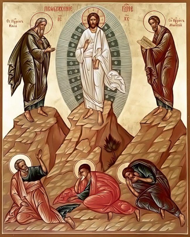 икона святых