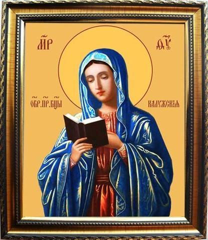 калужская икона божией матери