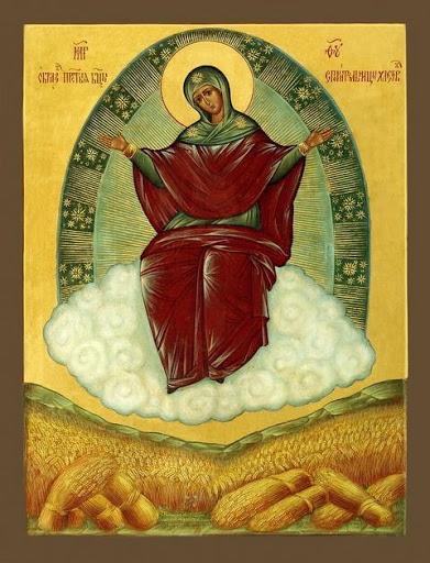спорительница хлебов икона