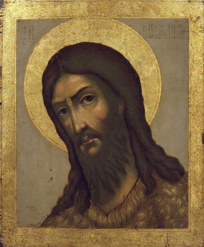 канон иоанну предтече