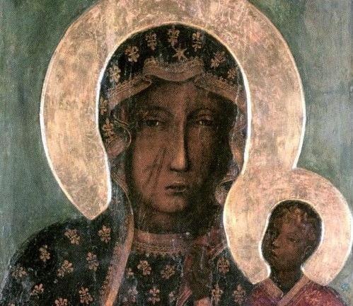 Ченстоховская икона