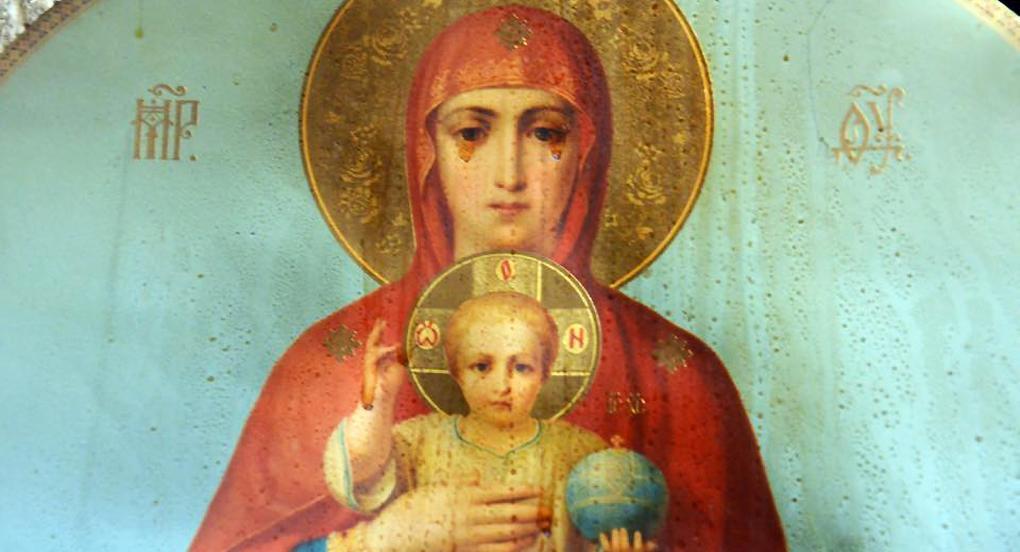 икона божей матери